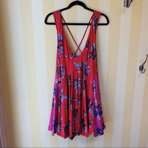 Free People Thought I Was Dreaming Strappy Dress